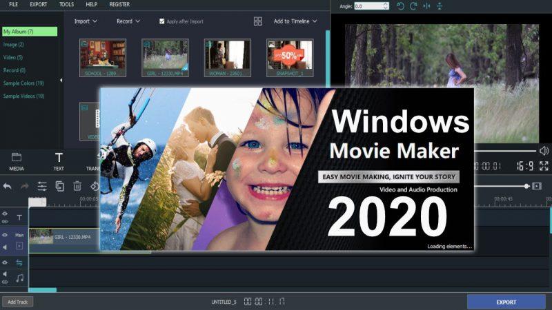 Windows movie maker new update 2020|windows movie maker 2020 tutorial | windows movie maker download from Techmirrors