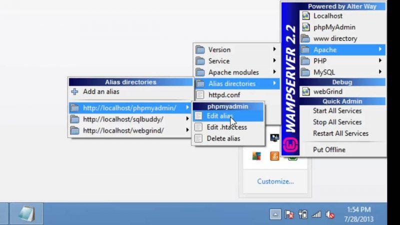 How to resolve 403 Forbidden phpmyadmin error in WAMP Server? from Techmirrors