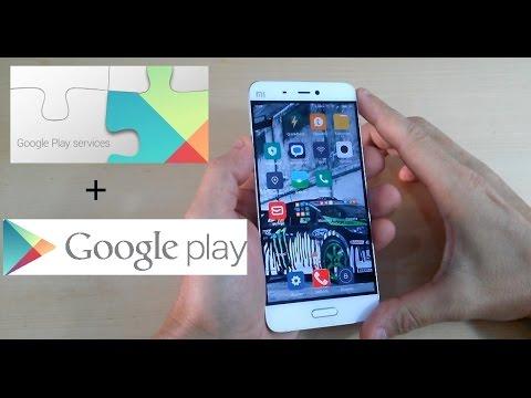 Instalar Google Play Services + Google Play Store en todos los Android from Tech mirrors