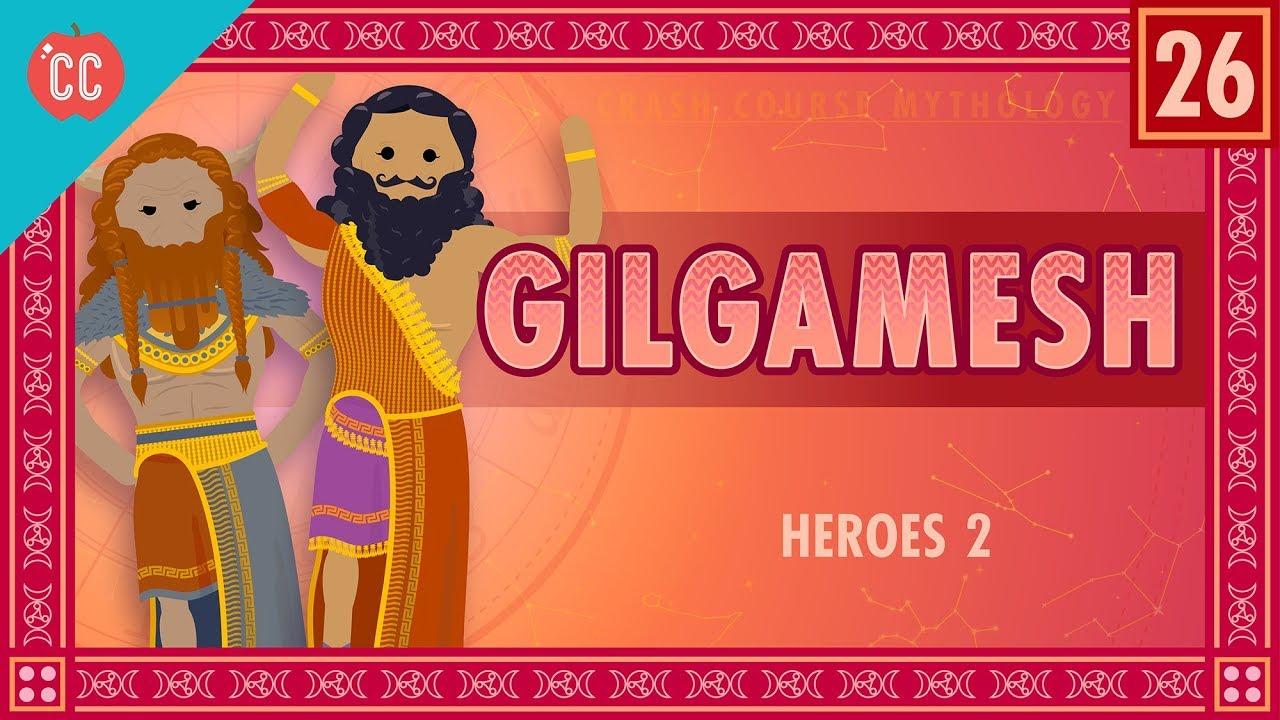 The Epic of Gilgamesh: Crash Course World Mythology #26 from Techmirrors