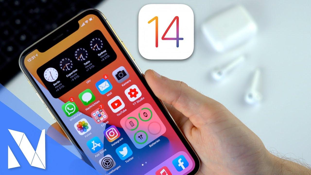 Ios 14 Geräte