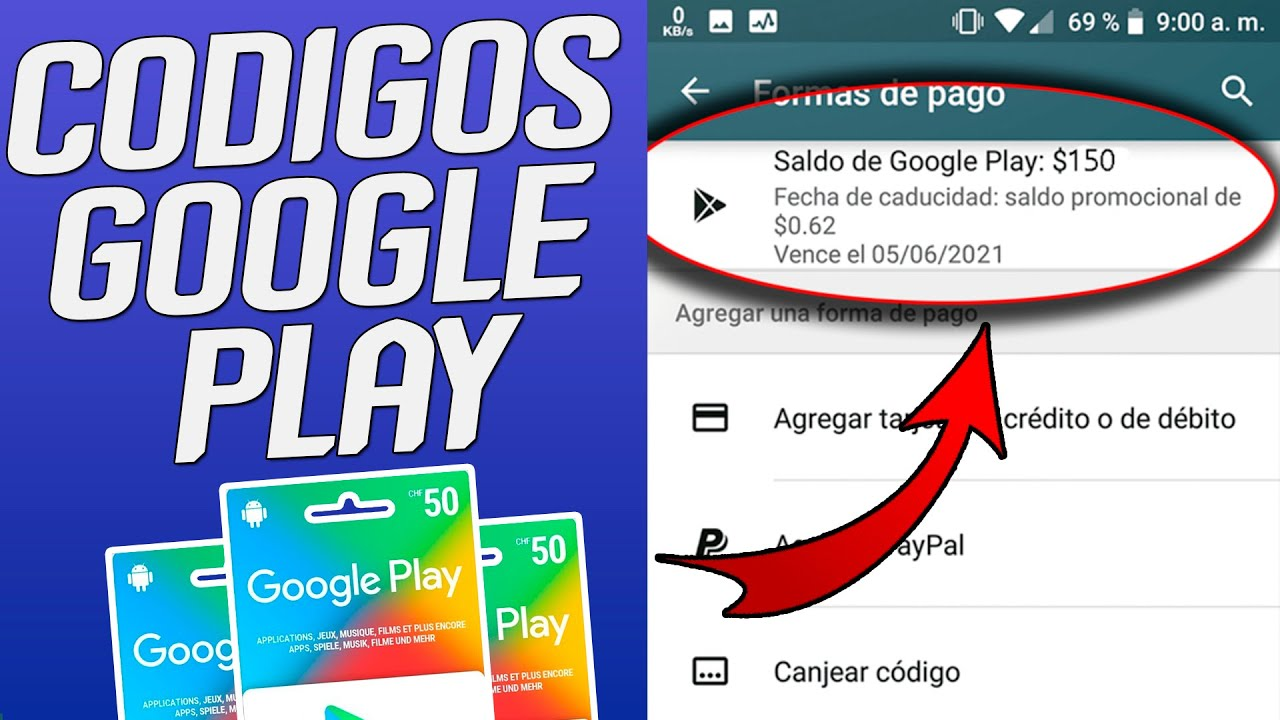 😱Como Tener Tarjetas Codigos Google Play 2020✓ ((NOVIEMBRE)) Codigos  Google Play Hoy 🔴 Android tips from Tech mirrors - Tech Mirrors