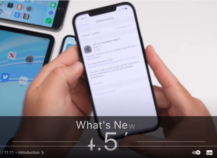 iOS 14.5 Beta 8 is Out! – What's New? IOS tips and tricks from Tech Mirrors